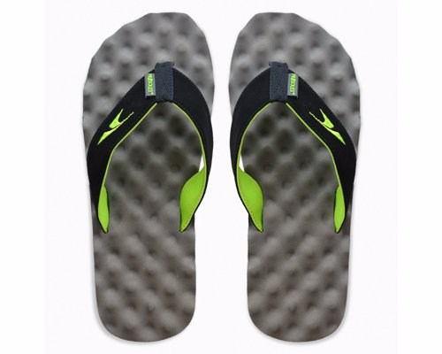 Running Recovery Sandals - Acupoint soles massage your feet after a workout, alleviating pain and speeding recovery