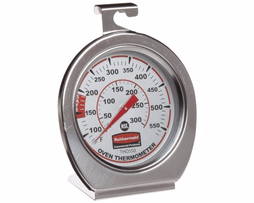 Oven Thermometer - Find out the true temperature of your oven