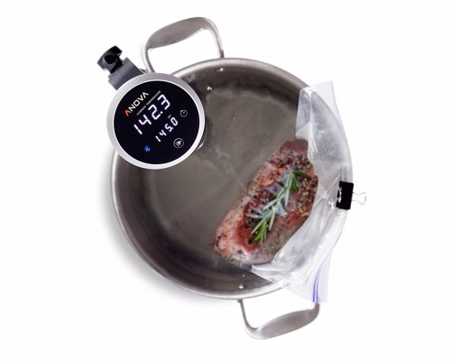 Precision Immersion Circulator - A home version of the Sous Vide cooking technique used by professional kitchens