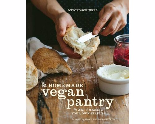 The Homemade Vegan Pantry - A guide to creating vegan versions of staple ingredients