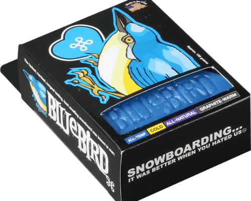 Snowboard & Ski Wax - A great little gift for a skier or snowboarder interested in maintaining their kit.